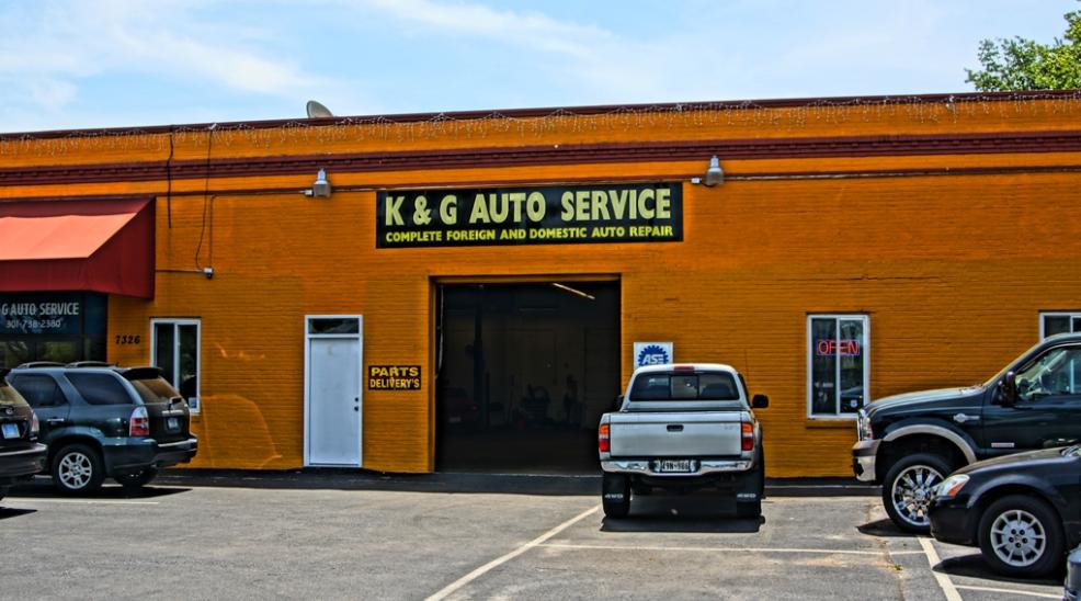 K & G Auto Services image 0