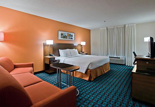 Fairfield Inn & Suites by Marriott Savannah Airport image 8