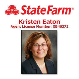 Kristen Eaton - State Farm Insurance Agent