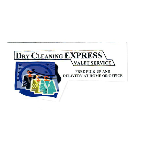 Dry Cleaning Express Valet Service