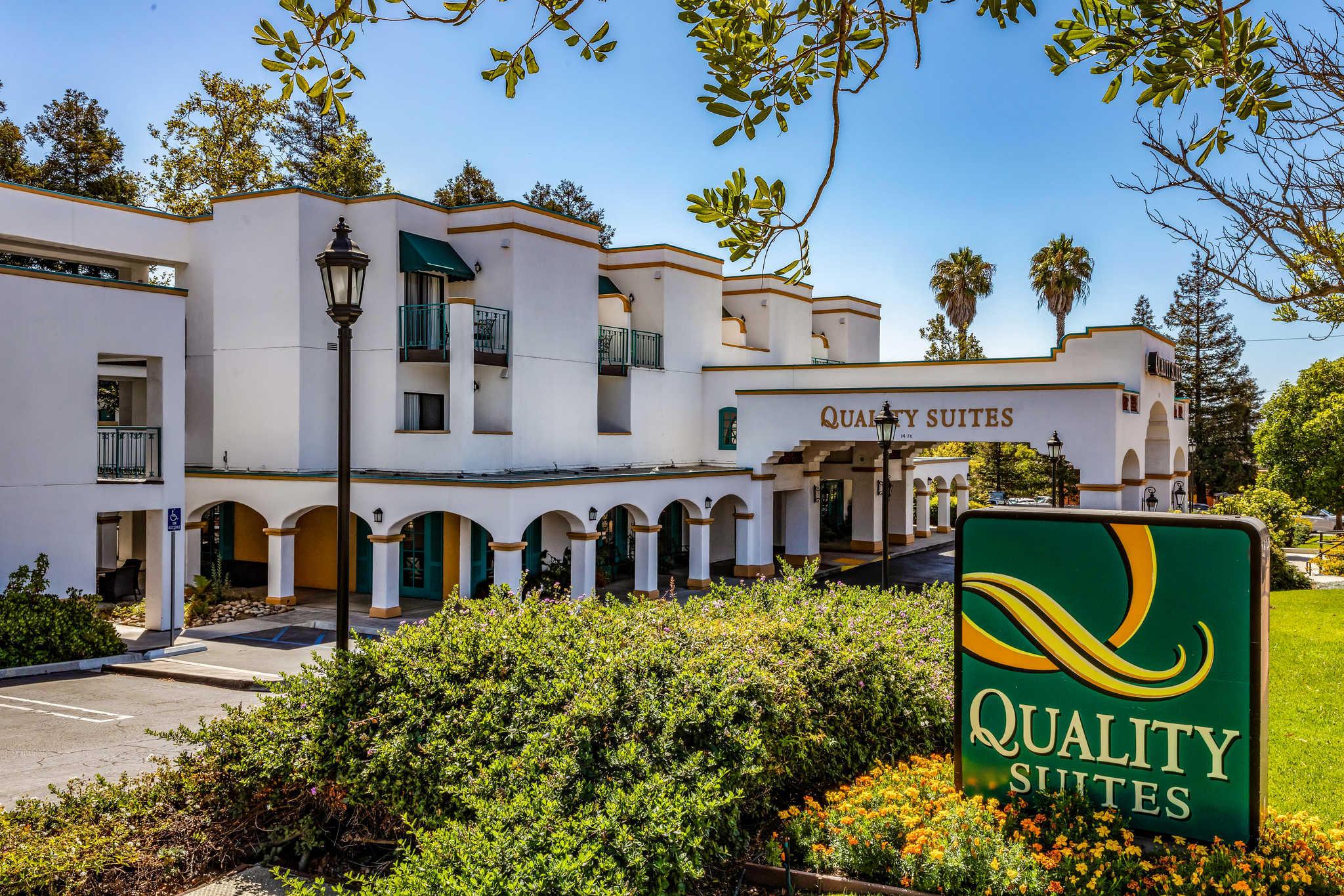 Quality Suites Downtown San Luis Obispo image 1