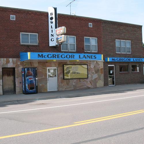 McGregor Lanes