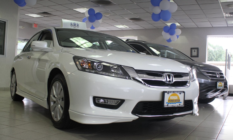 Honda Of Toms River At 346 Route 37 East Toms River Nj