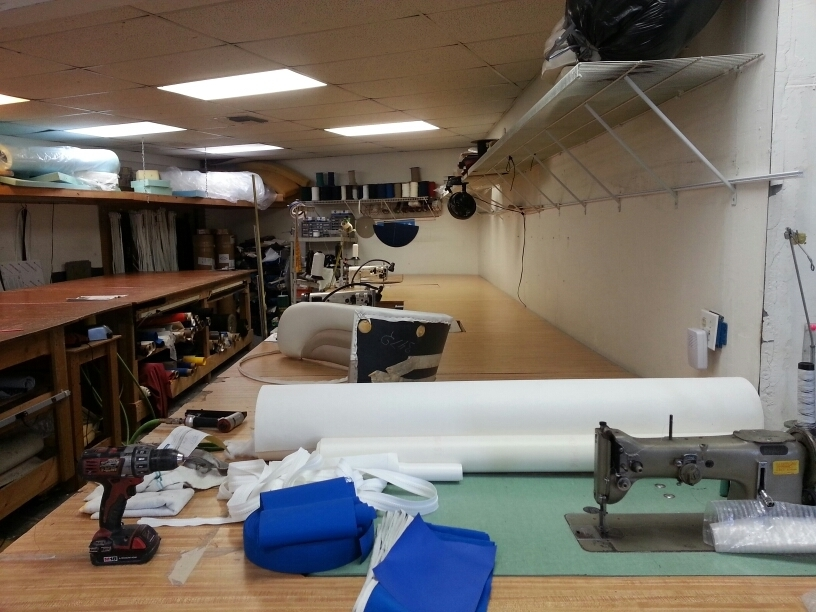 Marine Sewing, Canvas & Upholstery image 0