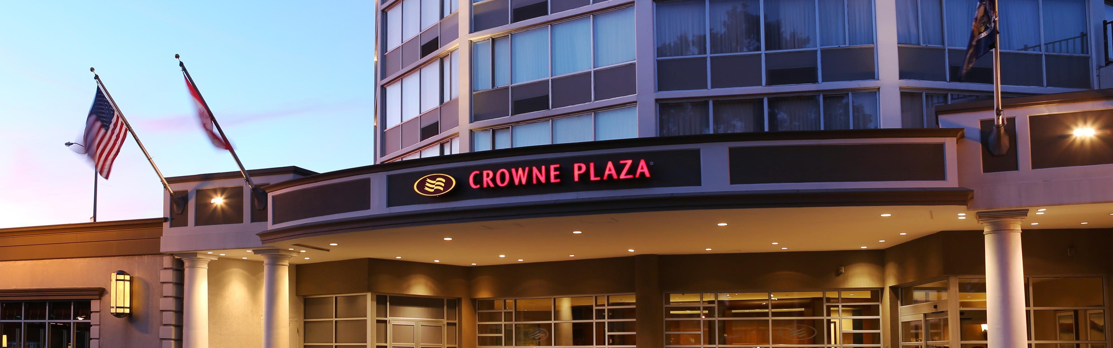 Crowne Plaza Syracuse image 0
