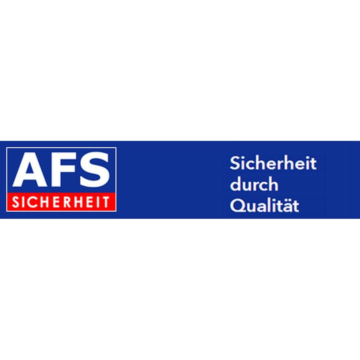 AFS- Agentur für Sicherheitsdienste GmbH