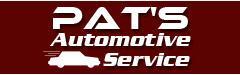 Pats Automotive Service