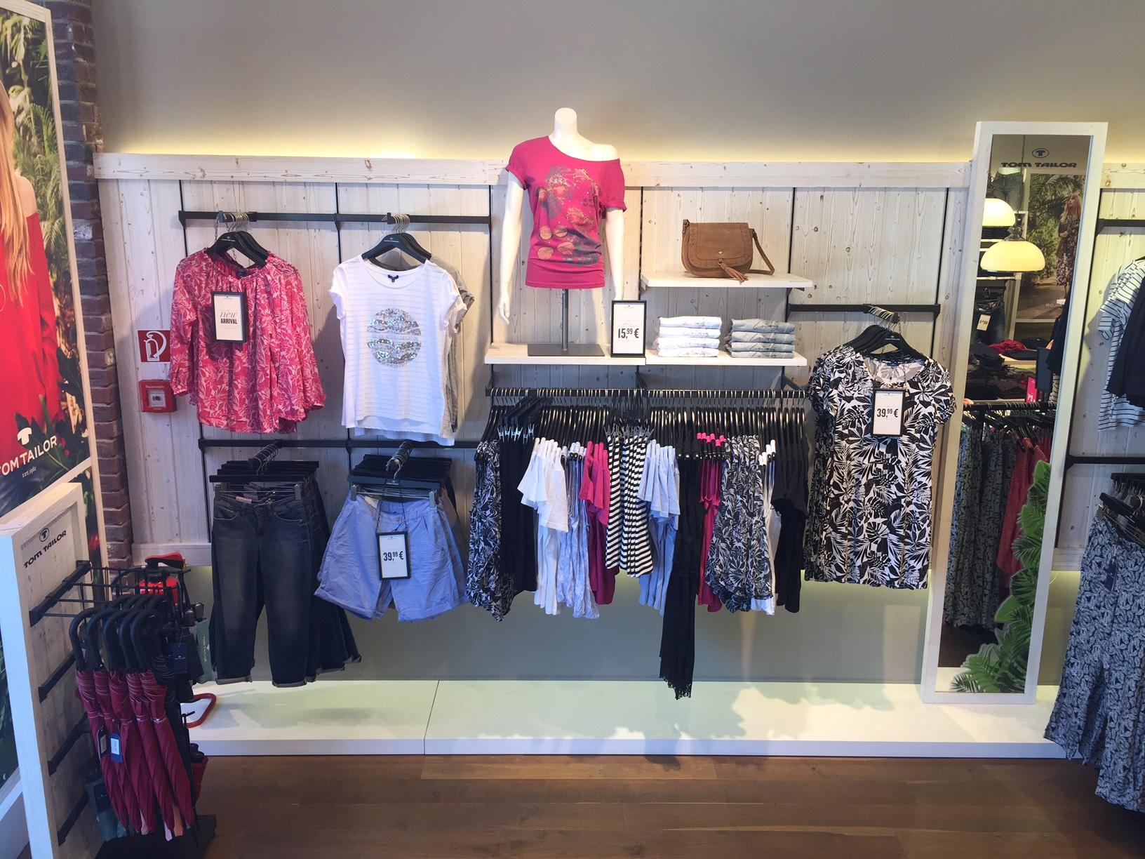 TOM TAILOR Store, Am Main-Taunus-Zentrum in Sulzbach