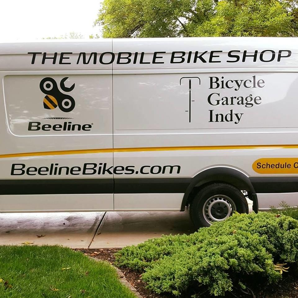 Beeline Bikes Powered by Bicycle Garage Indy image 1