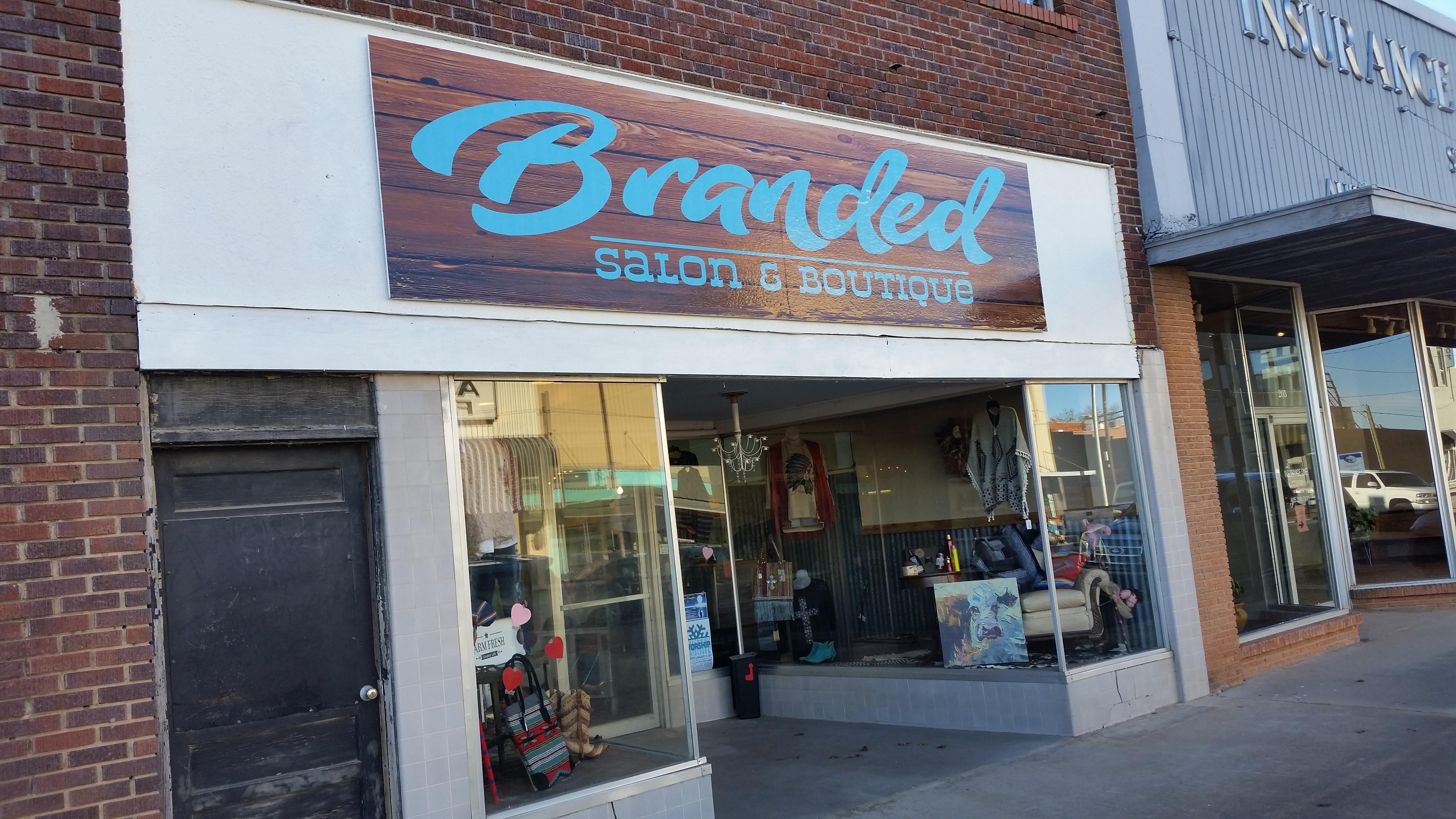 Branded Salon & Boutique