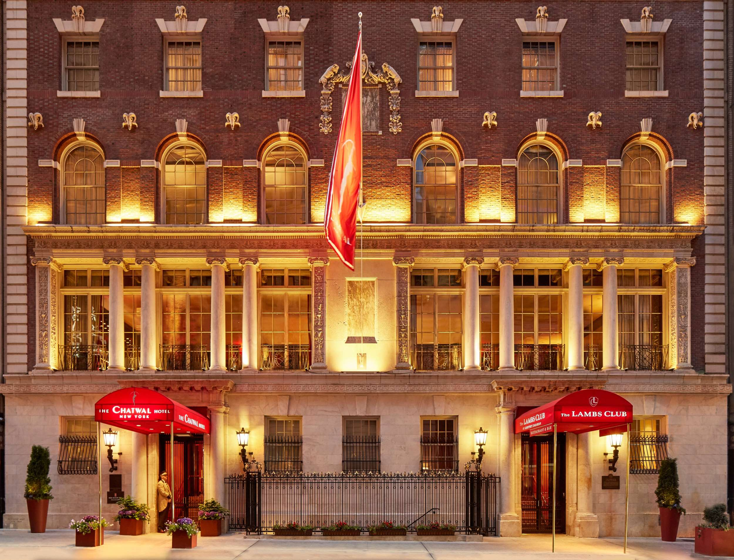 The Chatwal, a Luxury Collection Hotel, New York City image 1