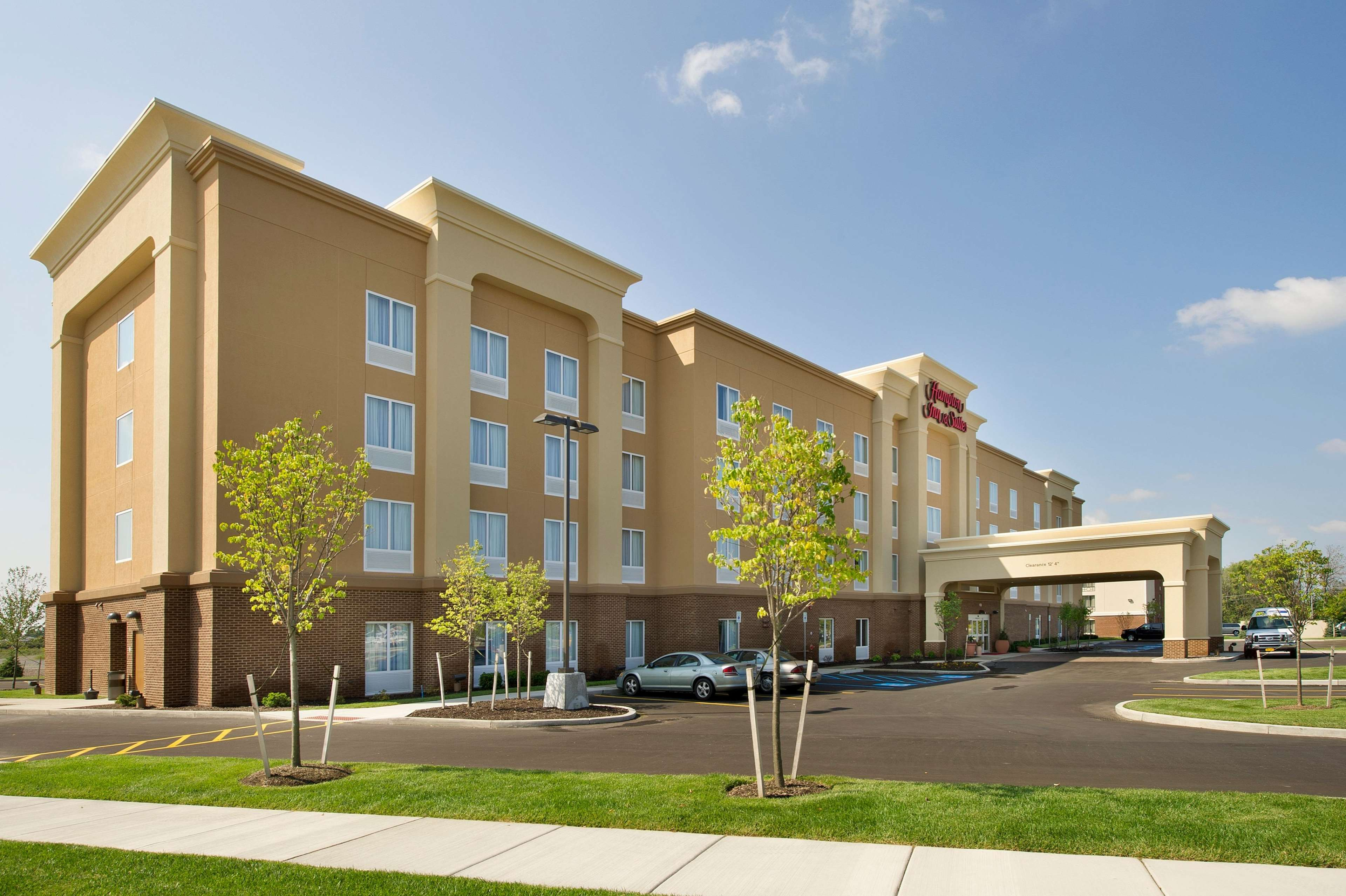 Hampton Inn & Suites Buffalo Airport image 0