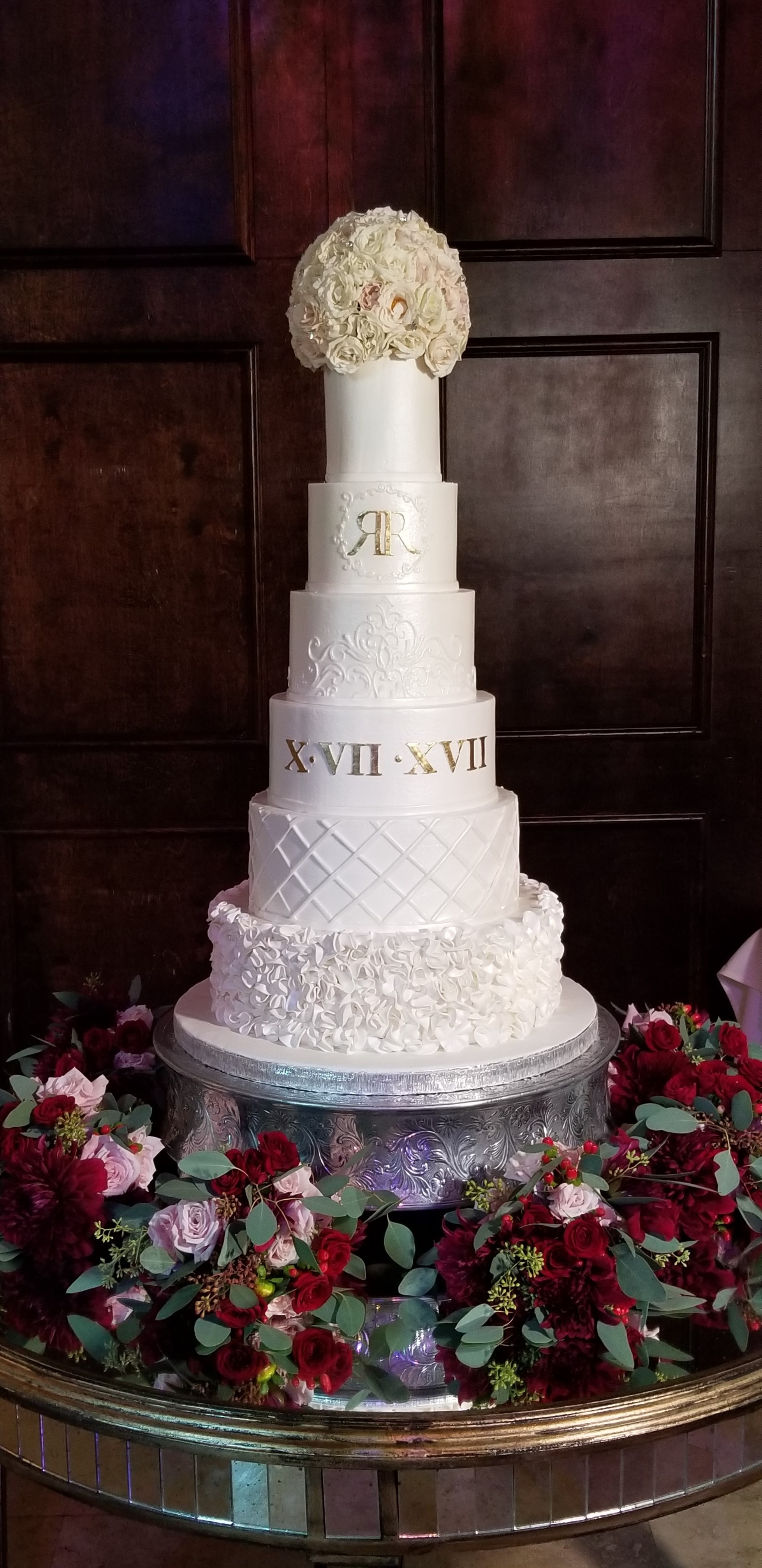 wedding cakes by tammy allen houston tx business directory. Black Bedroom Furniture Sets. Home Design Ideas