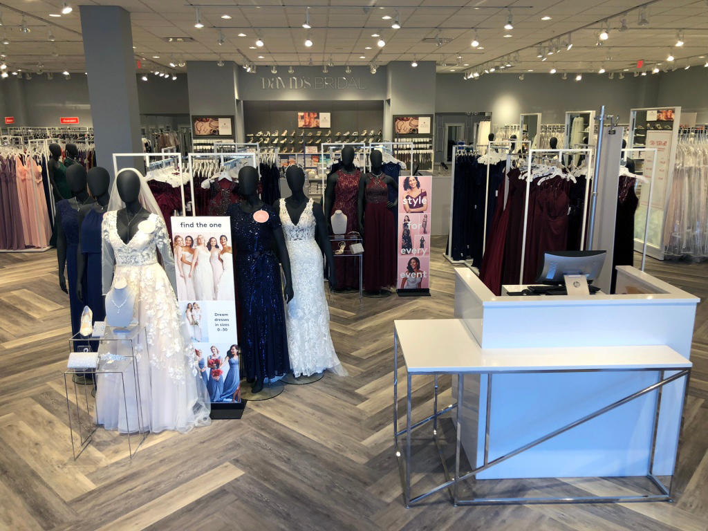 David S Bridal 3160 Fashion Center Blvd Christiana Fashion