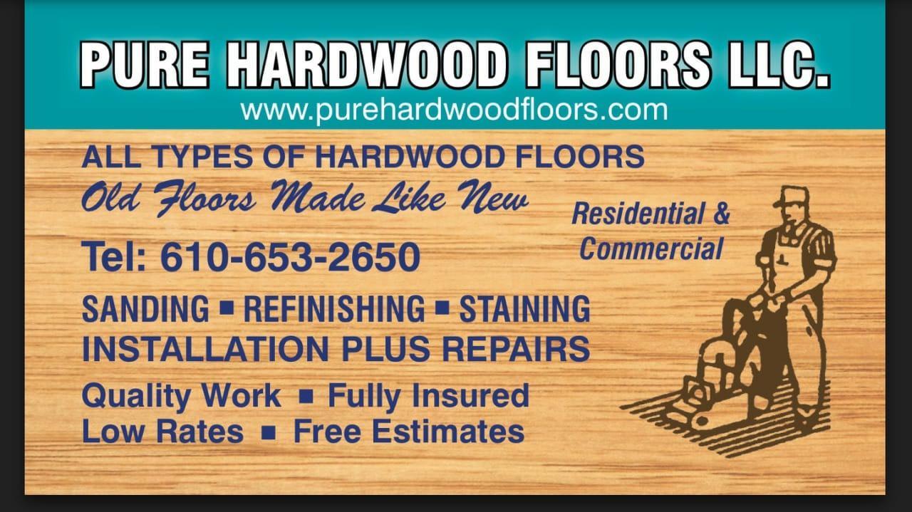 Pure Hardwood Floors image 0