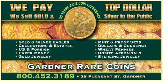 Gardner Coins & Cards image 0