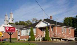 Maison Funéraire Nouvelle Vie Inc à Sainte-Marie