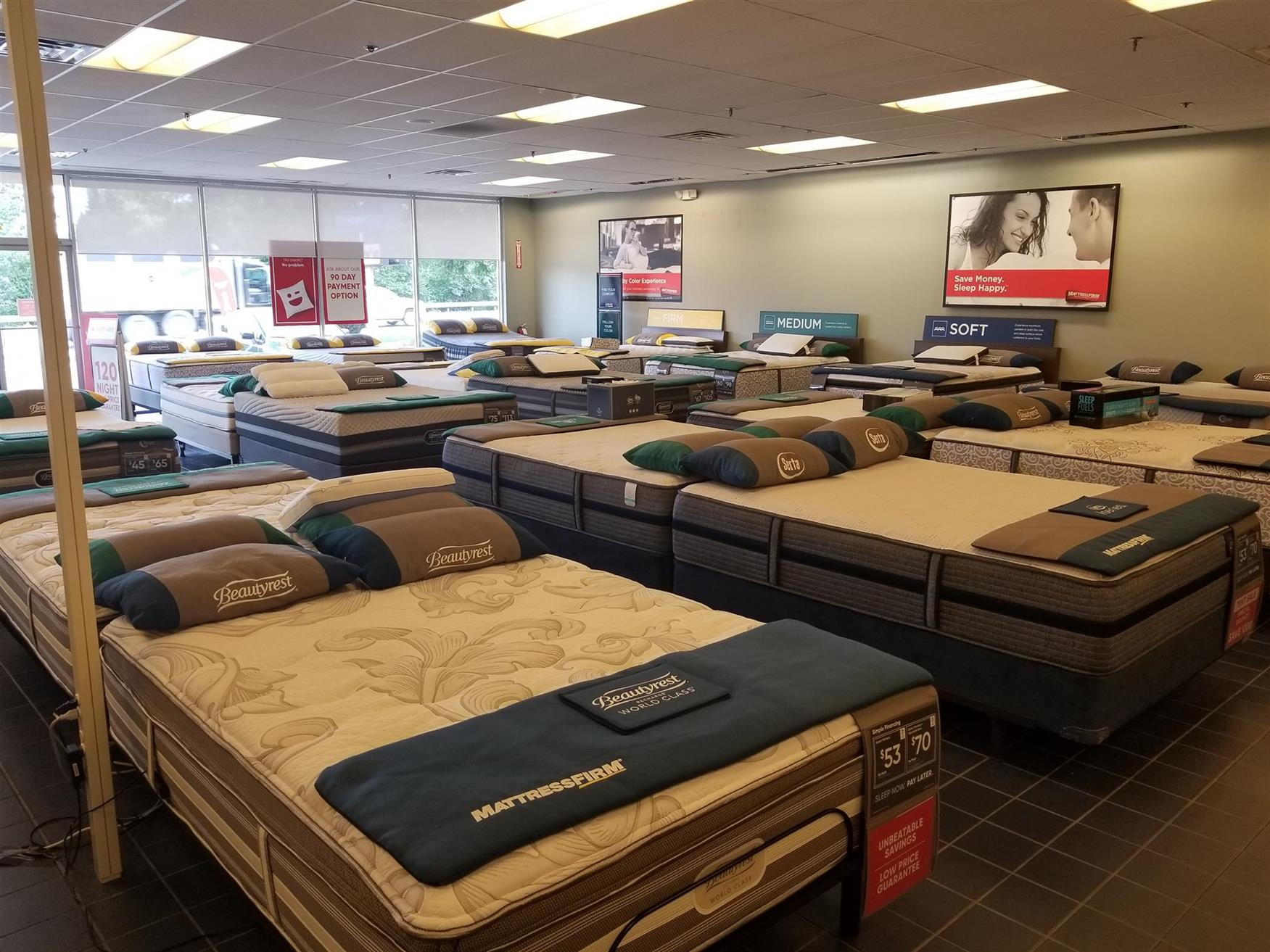 Mattress Firm King Of Prussia Closed Furniture Store King Of