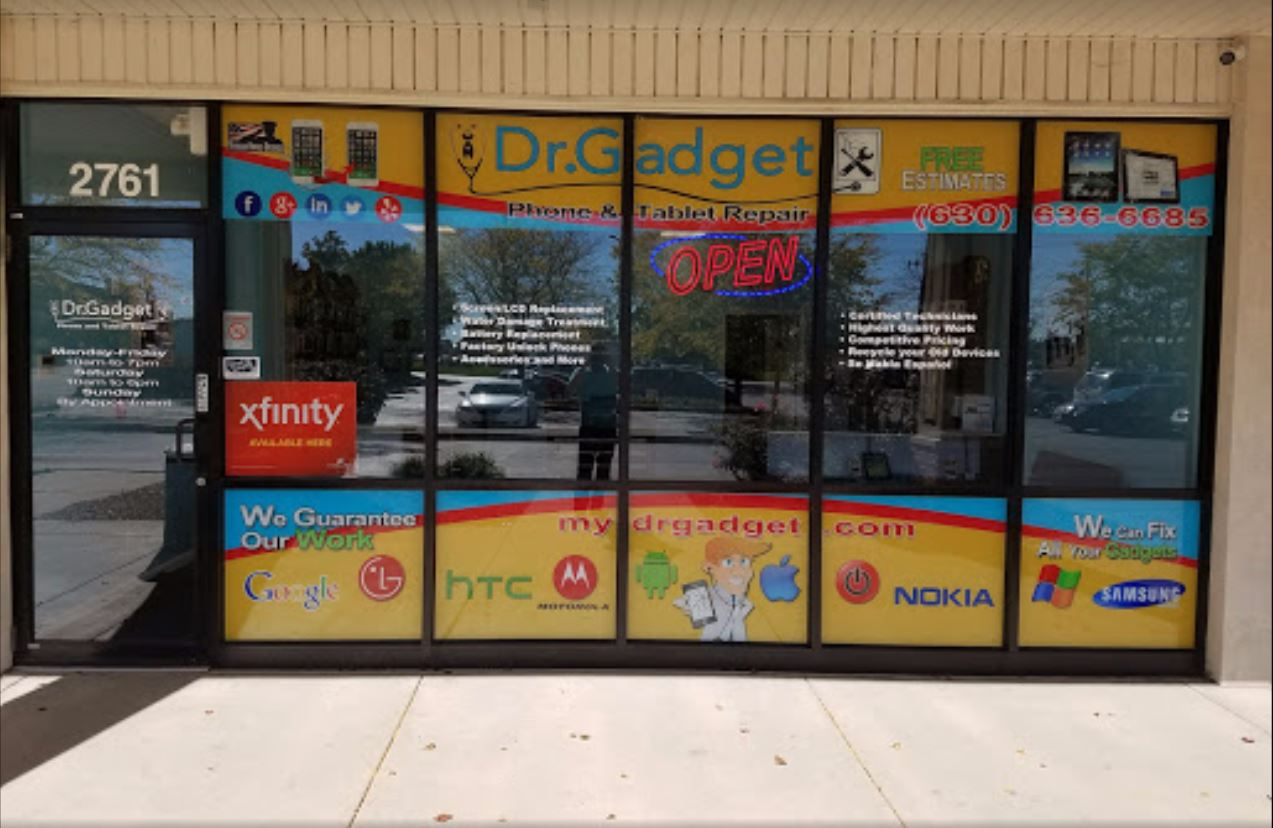 Dr. Gadget Phone and Tablet Repair - Oswego image 3