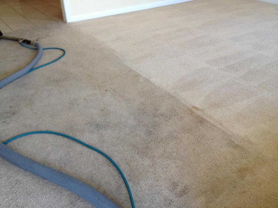 Southwind's Carpet Cleaning Services, side by side comparison