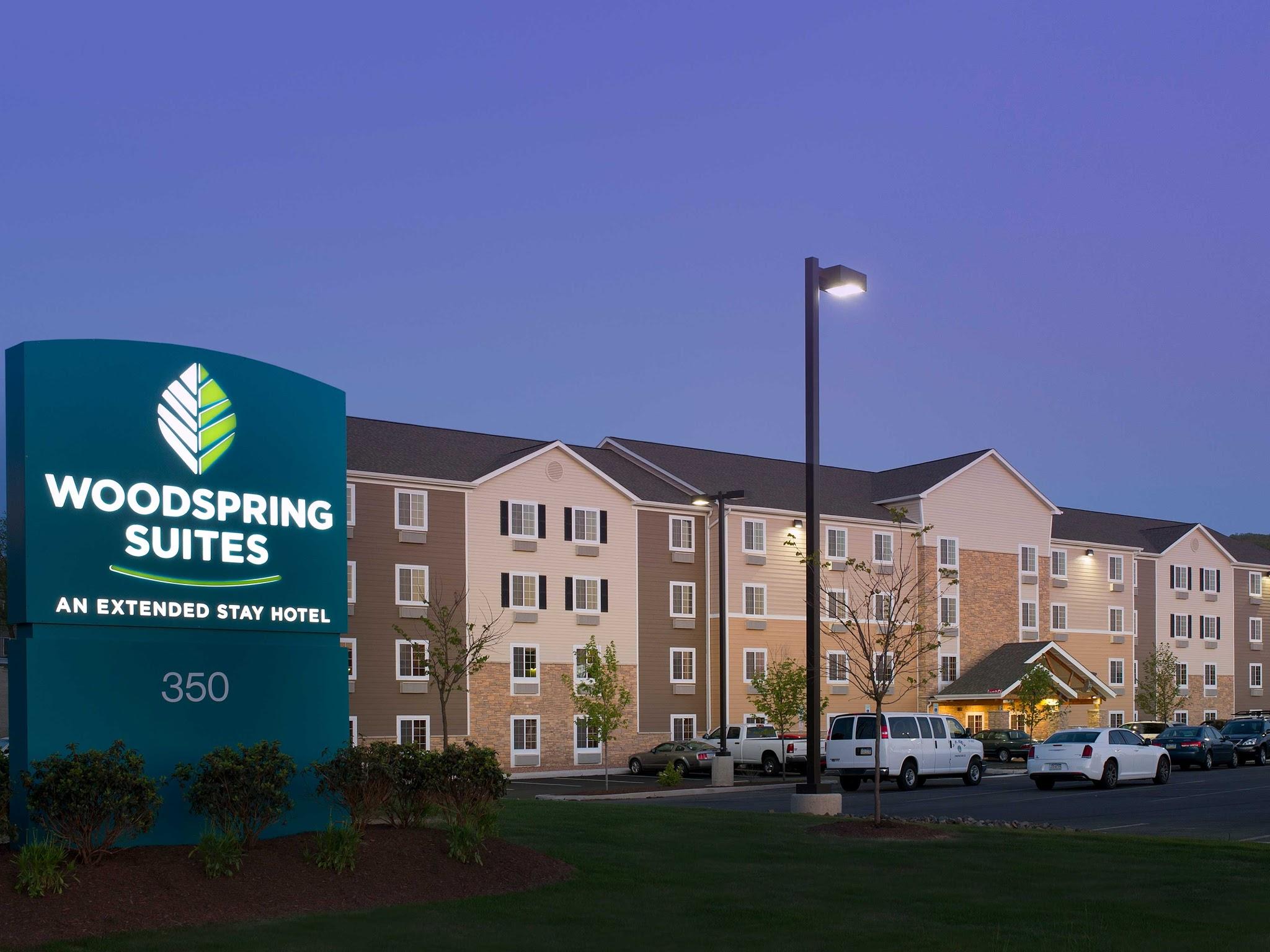 WoodSpring Suites Wilkes-Barre image 1