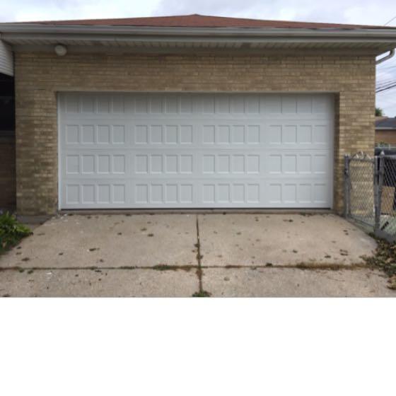 Garage Door Install And Service Crystal Overhead Door Inc