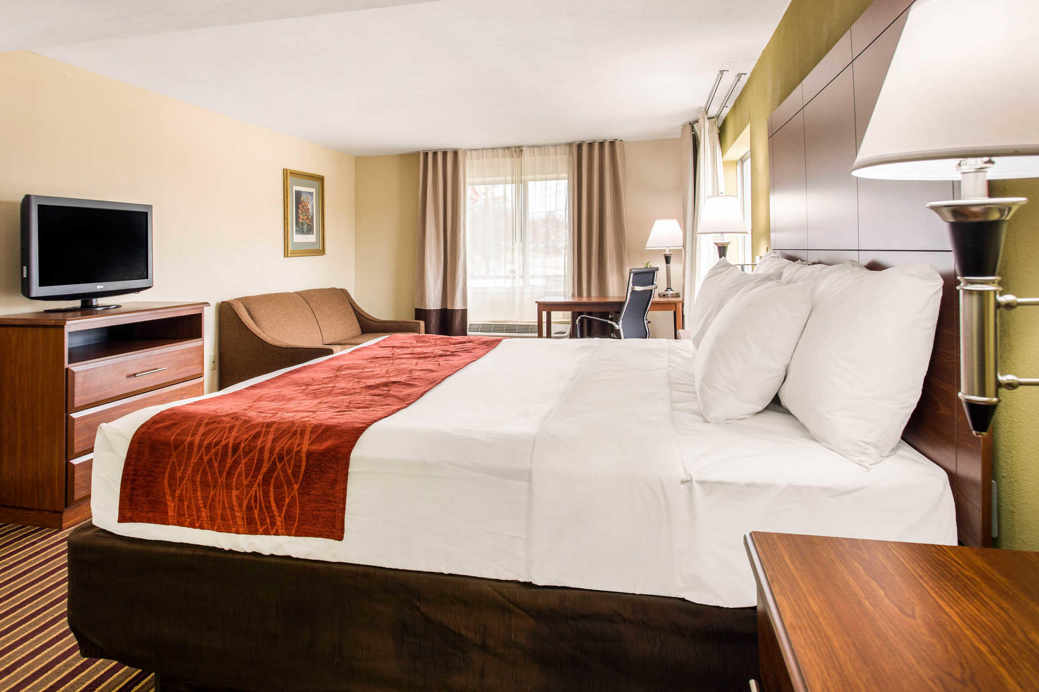 Comfort Inn & Suites Crabtree Valley image 28