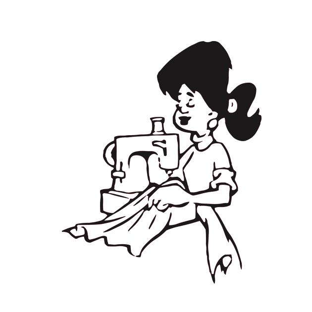 Logo von Änderungsschneiderei - Stickerei Schuhmacher