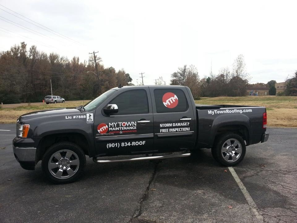 My Town Maintenance Roofing & Renovation Inc. - ad image