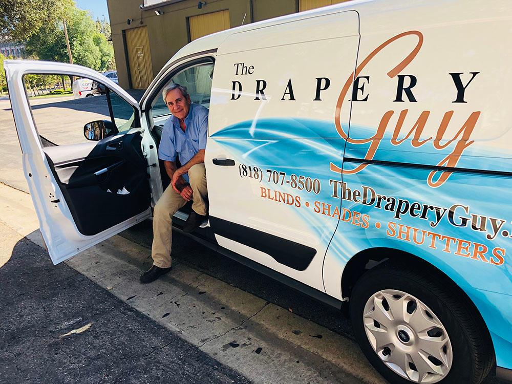 The Drapery Guy - Window Treatments Westlake Village image 0