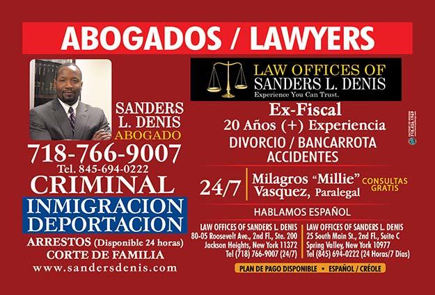 LAW OFFICES OF SANDERS L. DENIS image 0