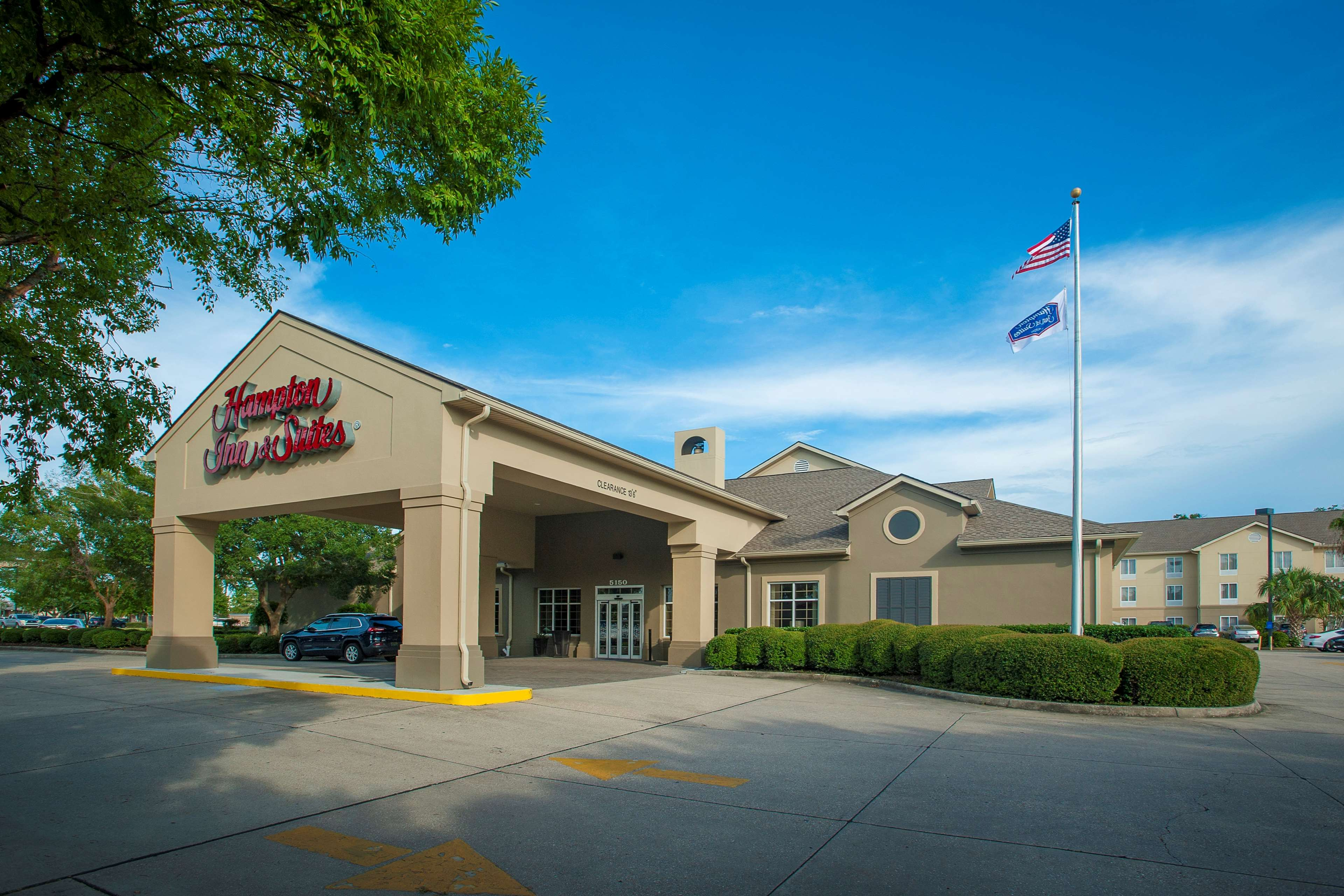 Hampton Inn & Suites New Orleans-Elmwood/Clearview Parkway Area image 0