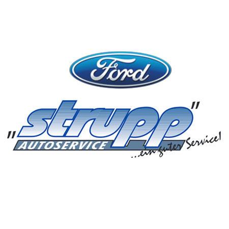 Logo von Autoservice Strupp Inh. Konstanze Steffen e.K.