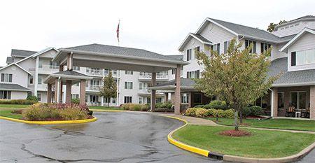 Alexis Gardens Toledo Ohio Retirement Homes