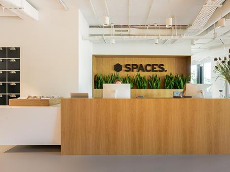 Spaces - Warsaw, Spaces Marszalkowska
