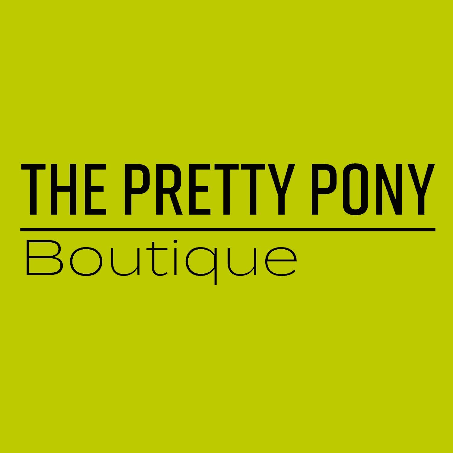 The Pretty Pony Boutique
