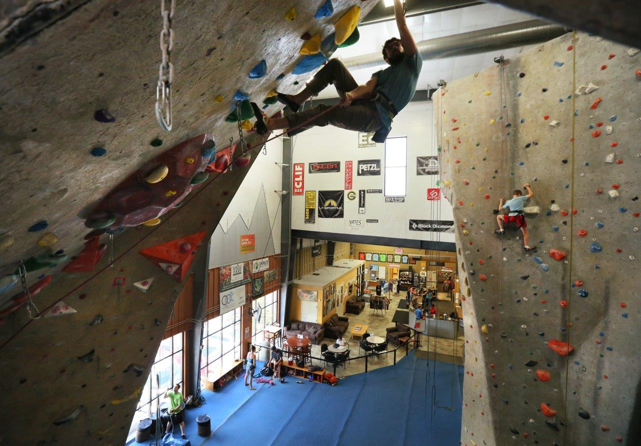 Upper Limits Rock Climbing Gym - Maryland Heights image 2