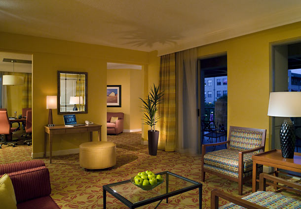 Dallas/Plano Marriott at Legacy Town Center image 15