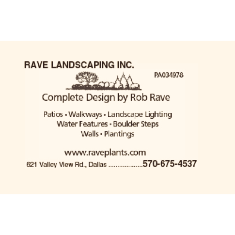 Rave Landscaping Inc