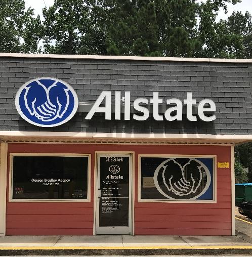 Allstate Insurance Agent: Oquien Bradley image 1