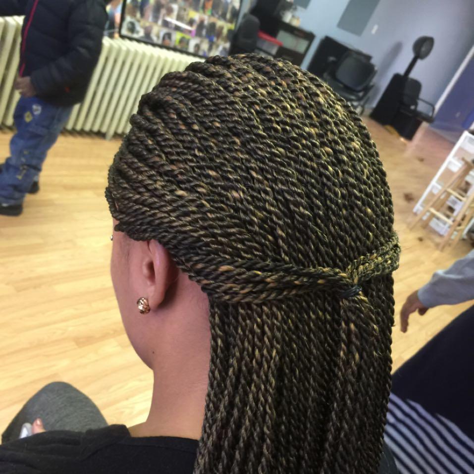 Aisha Hair Braiding image 38