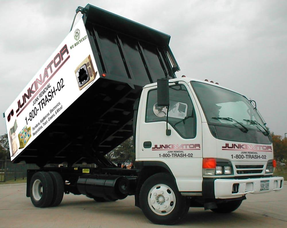 Junkinator Hauling Services image 1