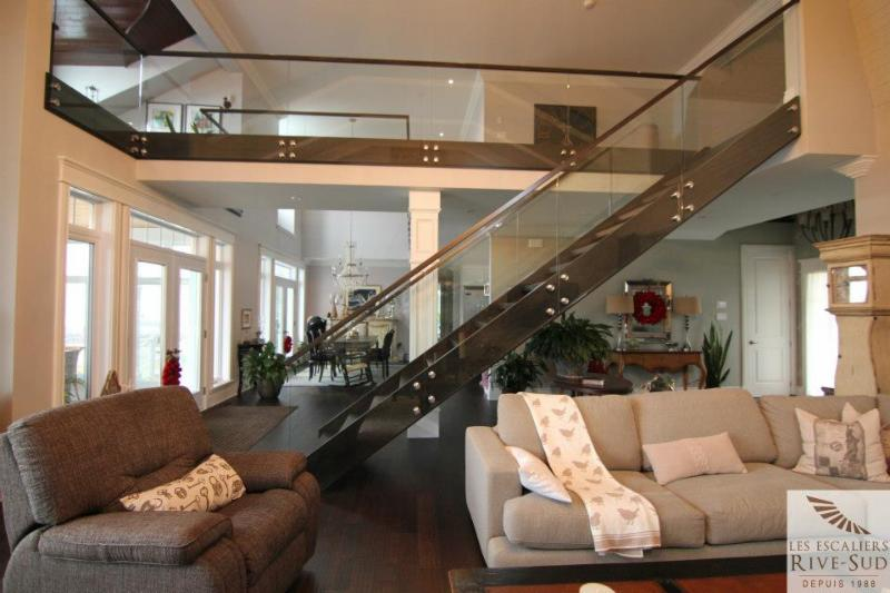 Les Escaliers Rive-Sud Inc  à Richelieu