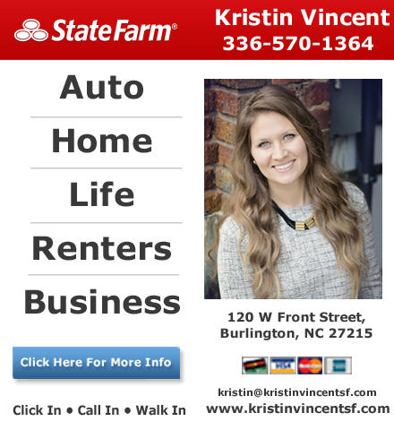 Kristin Vincent State Farm Insurance Agency