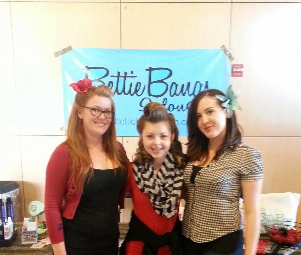Bettie Bangs Salon image 25