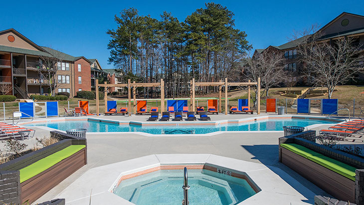 The Hub at Auburn Apartment Homes image 26