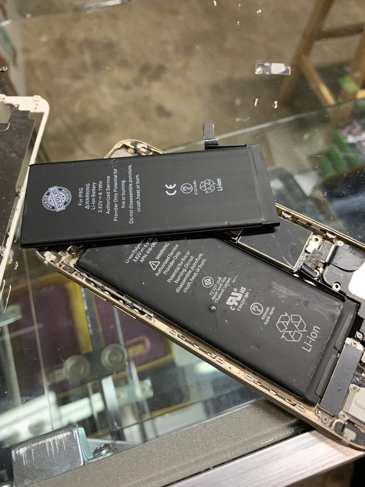 Phone Geek Cellular Repair
