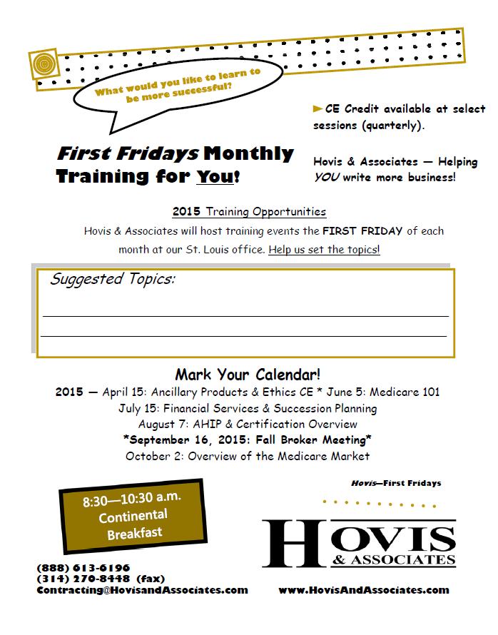 Hovis & Associates