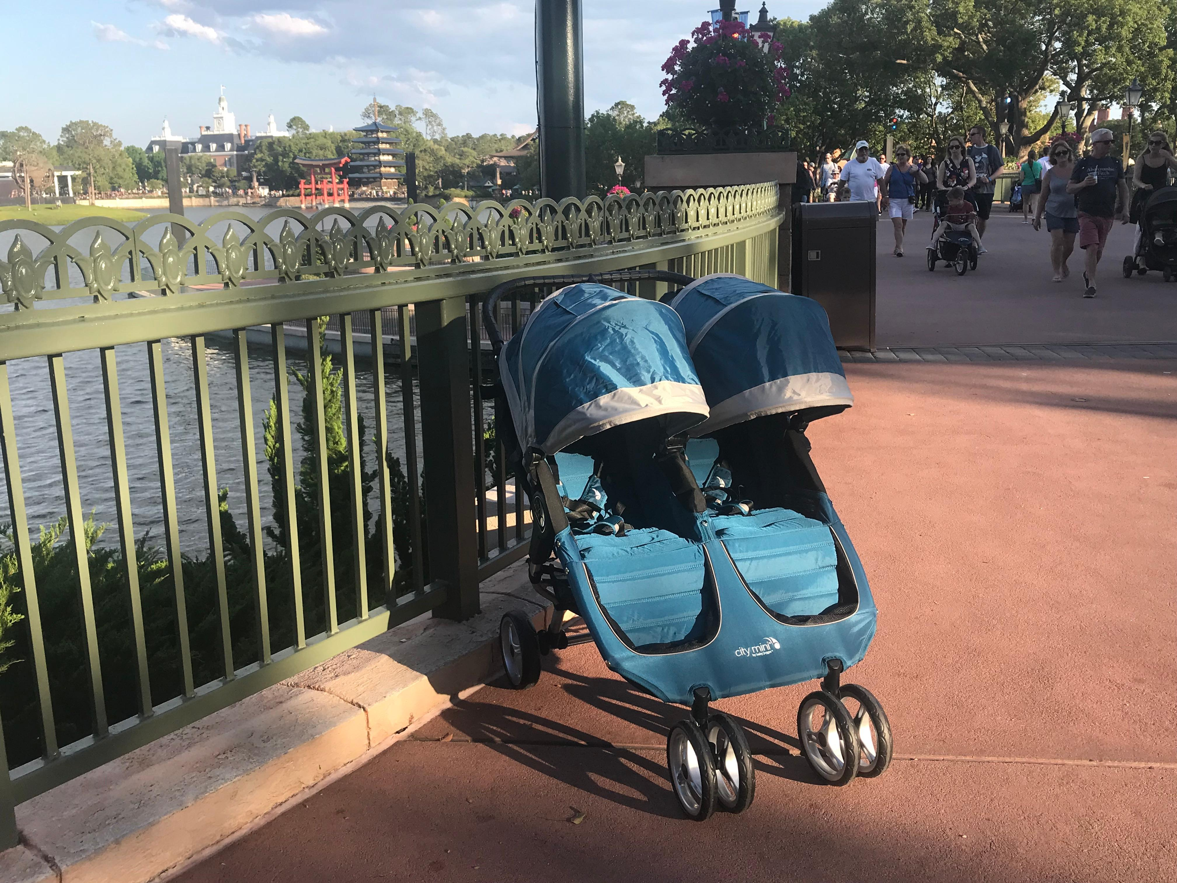 Stroller Rentals Disney image 21