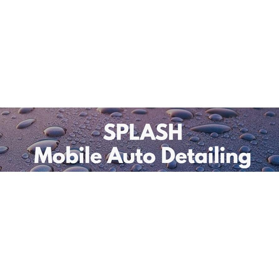 Splash Mobile Detail